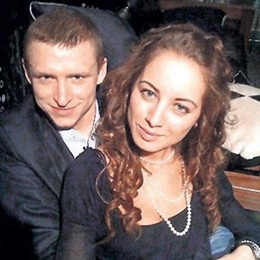 Павел Мамаев и Юлия Евтух