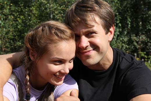 Сергей Перегудов и Татьяна Арнтгольц