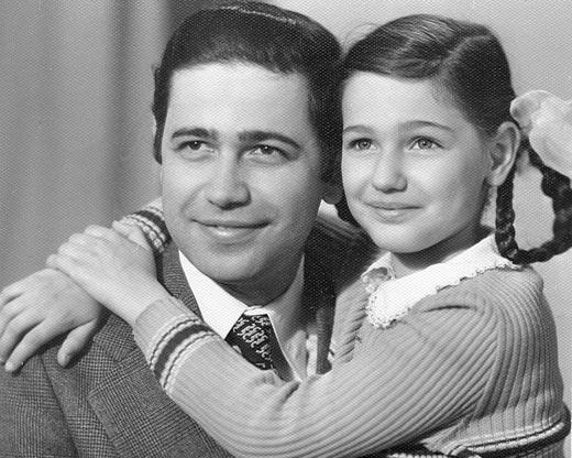 Евгений Петросян с дочерью