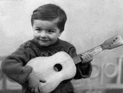 Михаил Пореченков в детстве