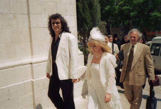 Алла Пугачева и Филипп Киркоров свадьба