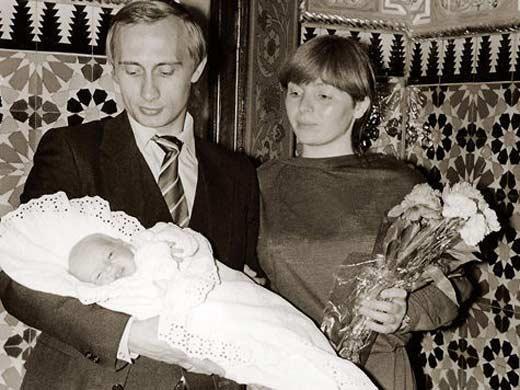 Владимир Путин в молодости 4