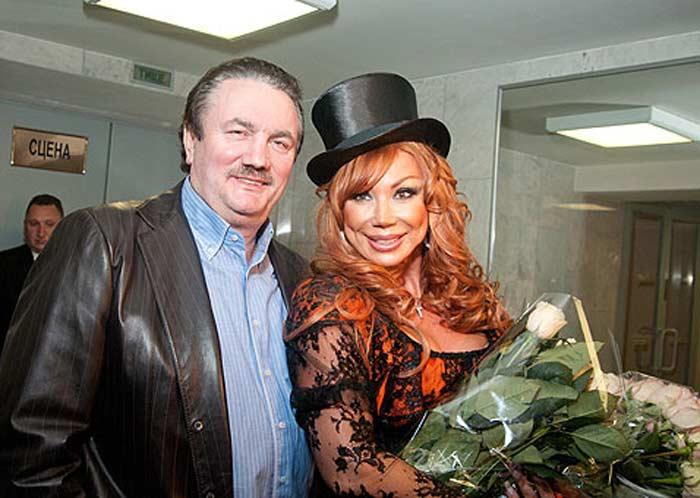 Маша Распутина и Виктор Захаров 2