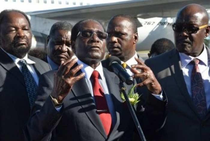 Роберт Мугабе 2