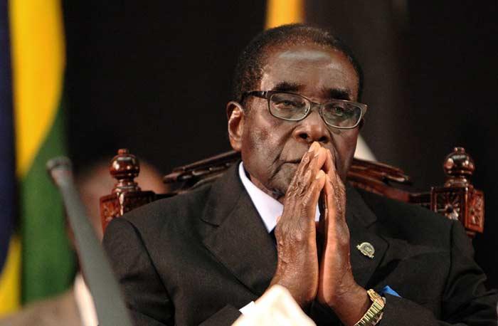 Роберт Мугабе 3