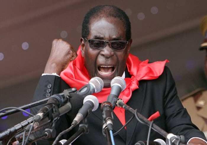 Роберт Мугабе 4