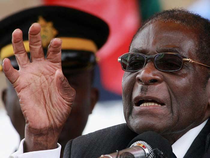 Роберт Мугабе 5