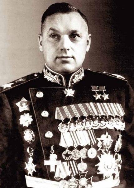 Константин Константинович Рокоссовский 2