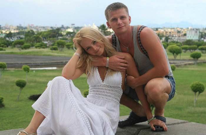 Роман Курцын и Анна Назарова 2