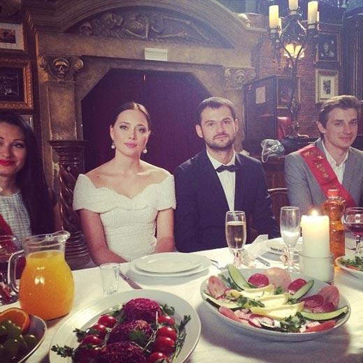 Самбурская Скороход ложная свадьба 2