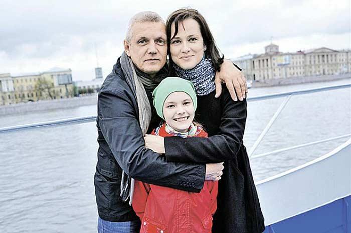 Александр Галибин и Ирина Савицкова 2