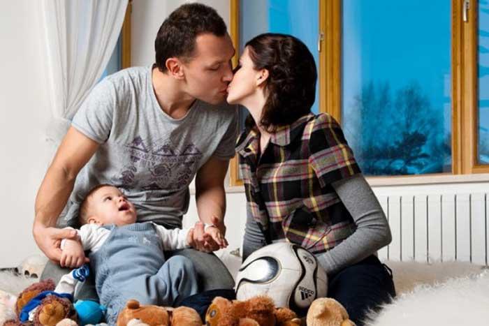 Сергей Игнашевич с женой 2