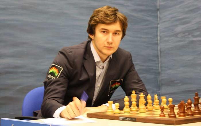 Сергей Карякин 2