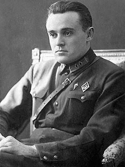 Сергей Павлович Королёв в молодости