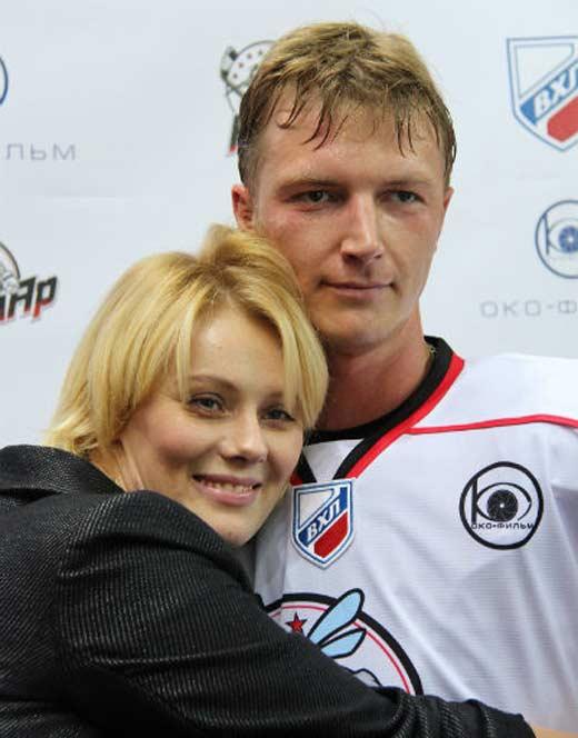 Анастасия Савосина и Сергей Мухин 2