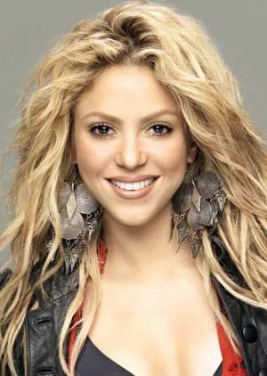 певица Шакира