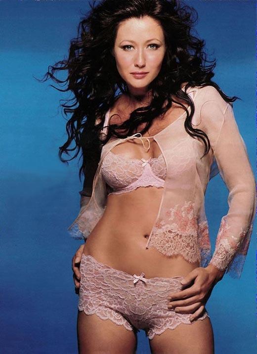 Шеннен Доэрти в Playboy 2