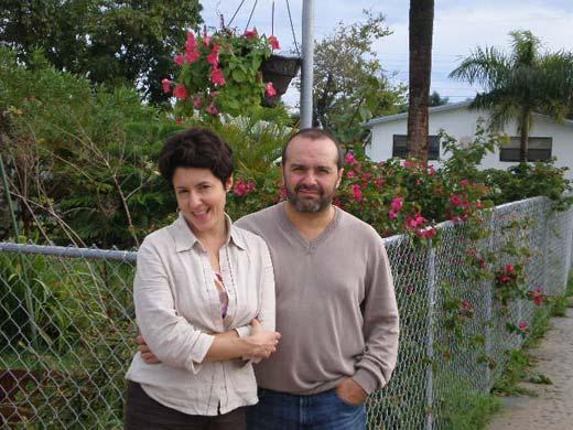 Шендерович с женой 1