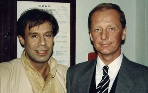 Ефим Шифрин и Михаил Задорнов