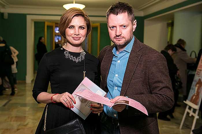Анна Шнайдер и Алексей Пивоваров