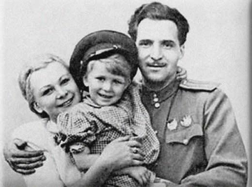 Константин Симонов и Валентина Серова 2