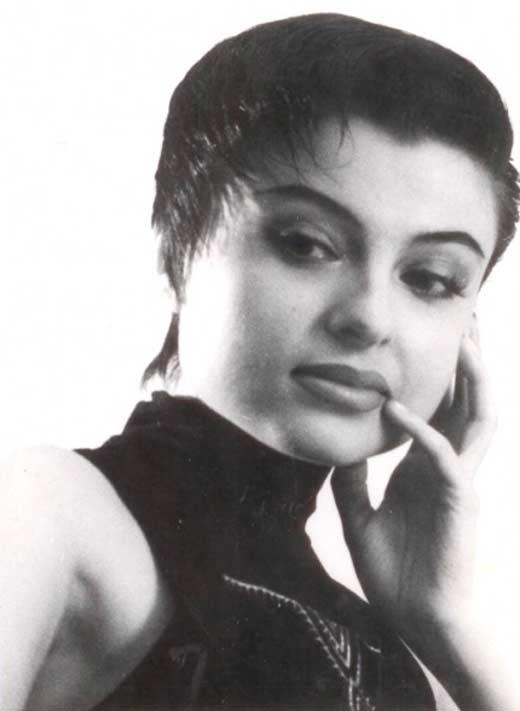 Светлана Владимирская в молодости