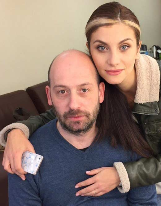 Светлана Зельбет и Дмитрий Гольдман