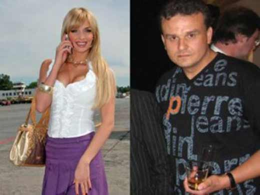Татьяна Котова и Дмитрий Костюк