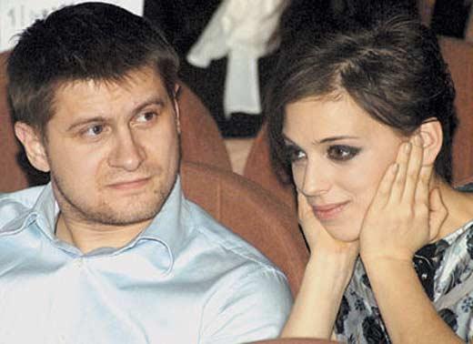 Нелли Уварова и Сергей Пикалов