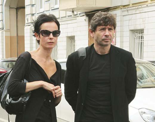 Валерий Николаев и Ирина Апексимова 2