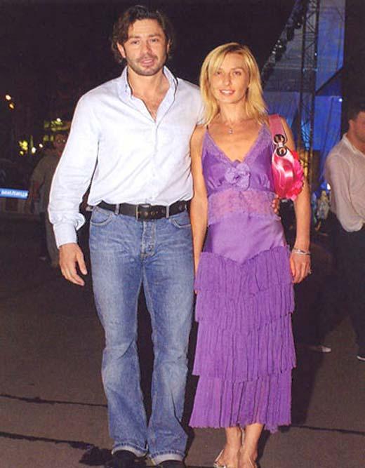 Валерий Николаев и Татьяна Овсиенко