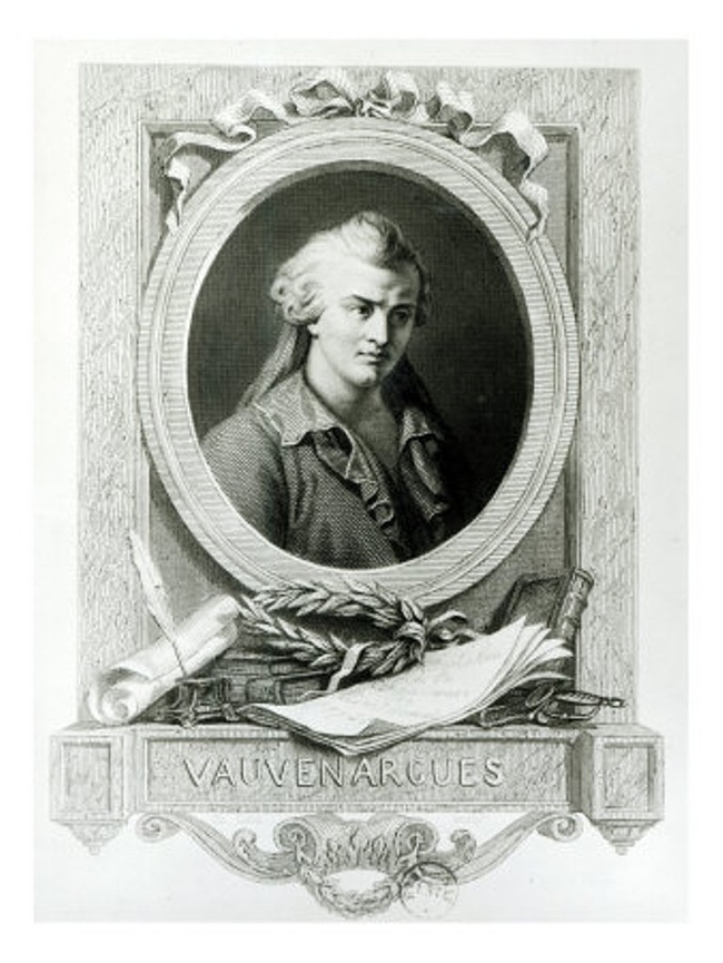 Люк де Клапье Вовенарг