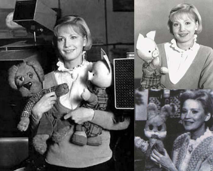 Татьяна Веденеева молодая