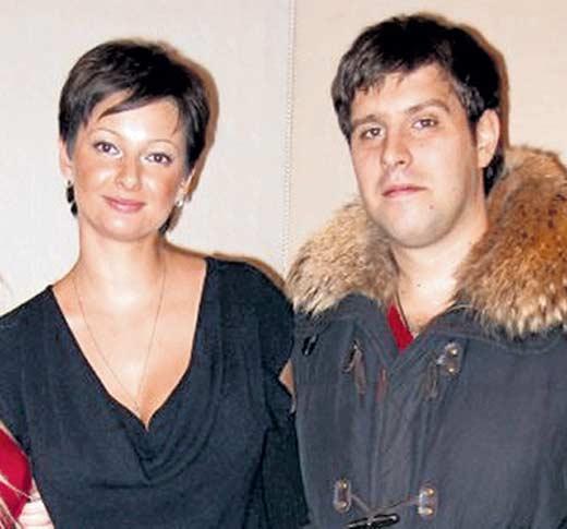 Виктория Талышинская и Станислав Чепуров