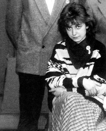 Виктория Наталуха первая жена Владимира Вдовиченкова