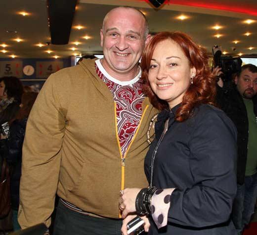 Виктория Тарасова и Алексей Огурцов
