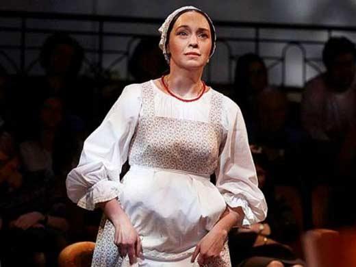 Виктория Захарова гражданская жена Анатолия Гущина