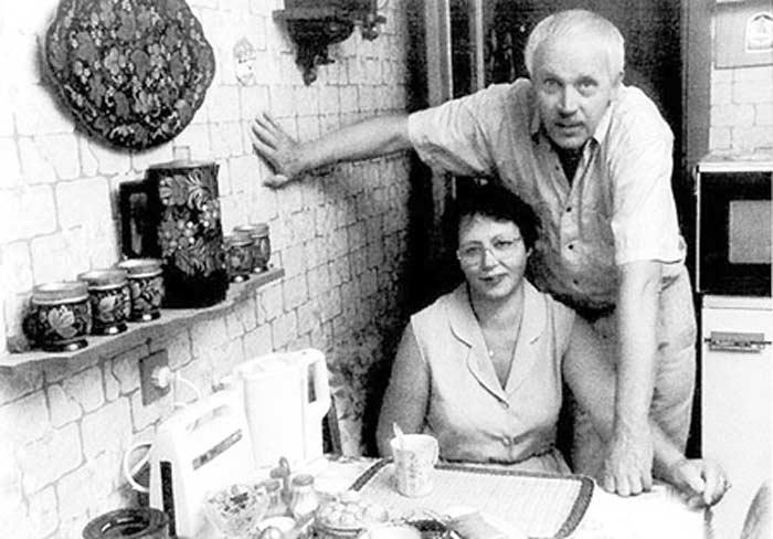 Владлен Бирюков и Татьяна Фирсова
