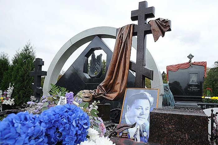 Могила Вячеслава Невинного
