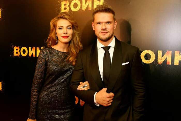 Владимир Яглыч и Антонина Паперная 2