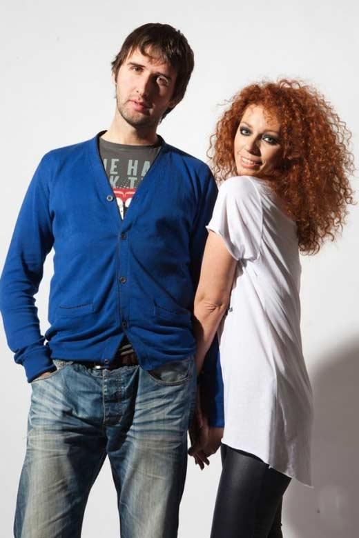 Юлия Коган и Антон Бут