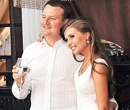 Юлия Михалкова и Игорь Данилов