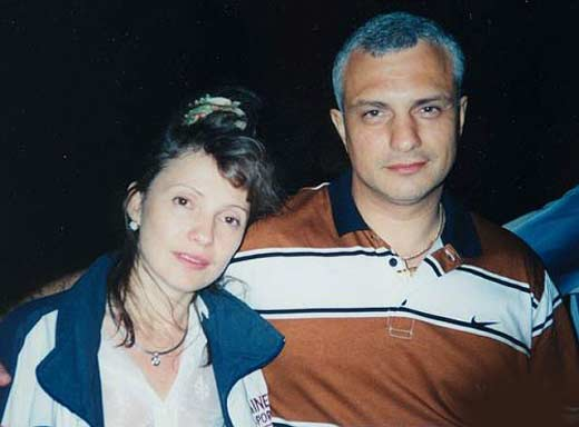Юлия Тимошенко и муж Александр Тимошенко 3