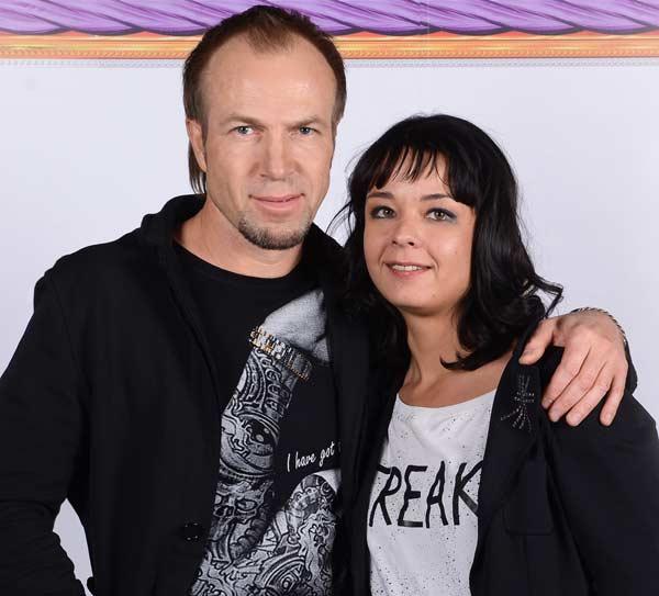 Юлия Захарова и Александр Доронин