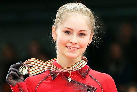 Юлия Липницкая 4