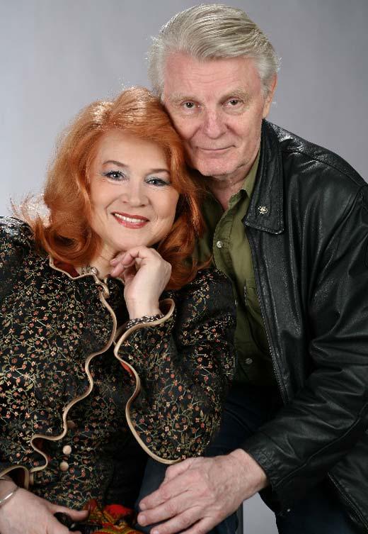 Юрий Назаров и Людмила Мальцева 2