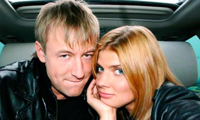 Анастасия Задорожная и Сергей Славнов