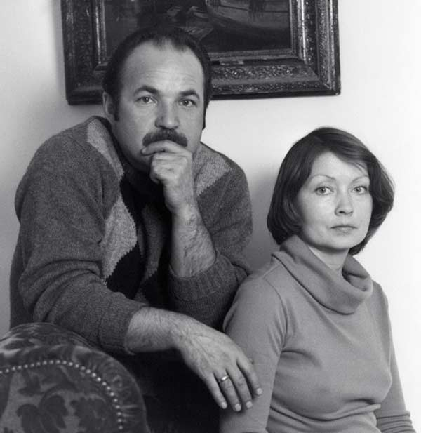 Жанна Болотова и Николай Губенко 3