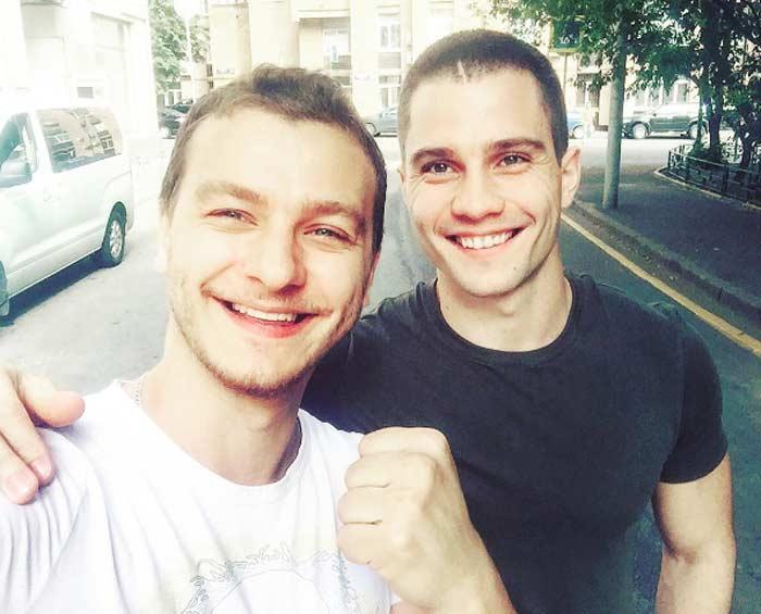 Матвей Зубалевич и Филипп Бледный