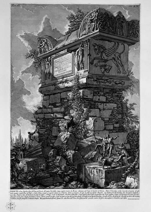 могила Нерона